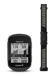 Garmin Edge® 130 Plus, HRM-Bundle