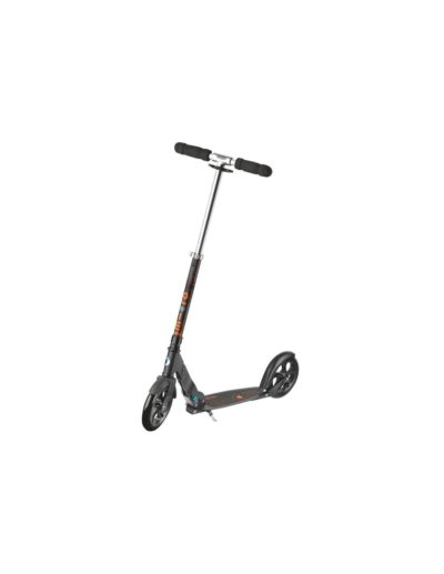Micro Scooter Black 200mm