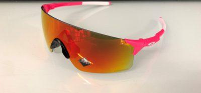 Oakley EVZero Blades Matte neon Pink PRIZM Ruby