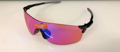 Oakley EVZero Pitch Pol Black w/ PRIZM Trail