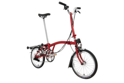 Brompton H6R-D house red