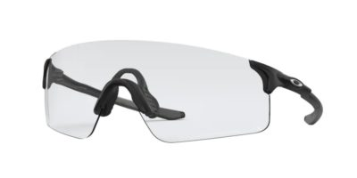 Oakley EvZero Blades Matte Black Iridium Photochromic