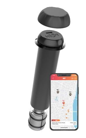Hoot GPS Tracker in Fork