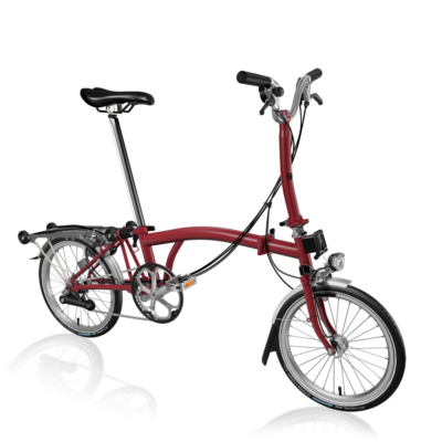 Brompton M6R-D house red